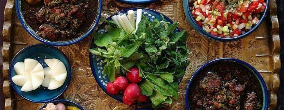 Gastronomia Iraniana
