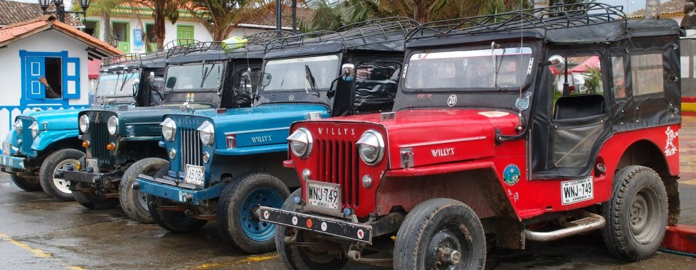 jeep willy tour