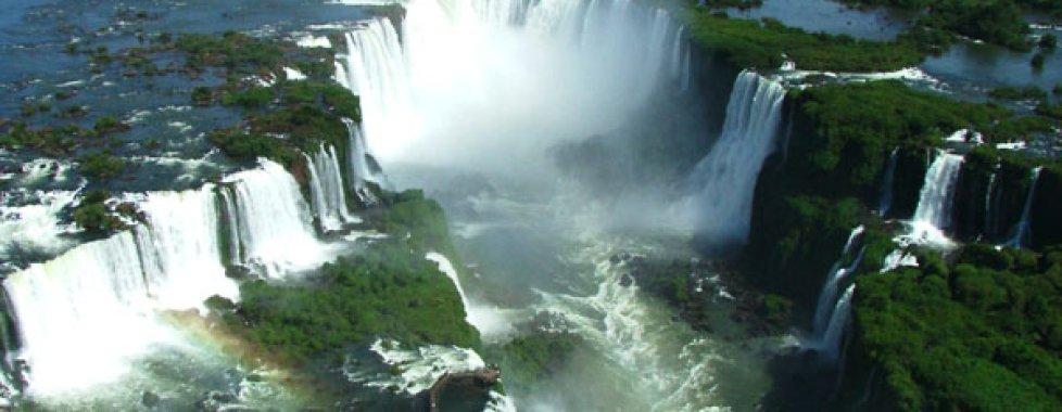 Cascate di Iguazu'