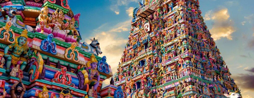 Madurai : Tempio Meenakshi