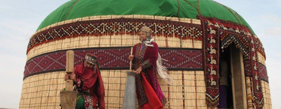 Yurta Uzbeka