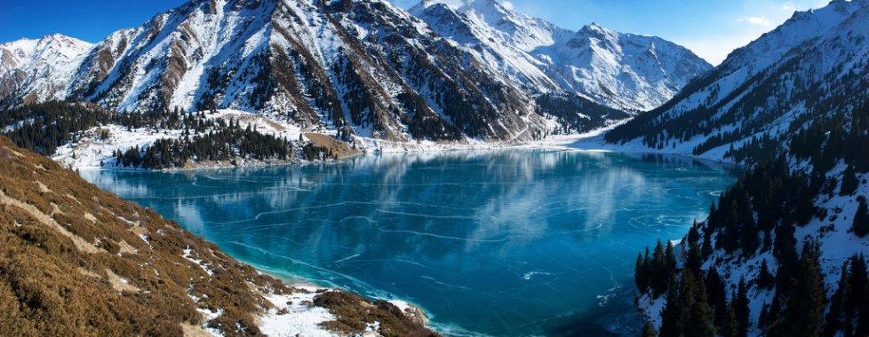 Lago Almaty