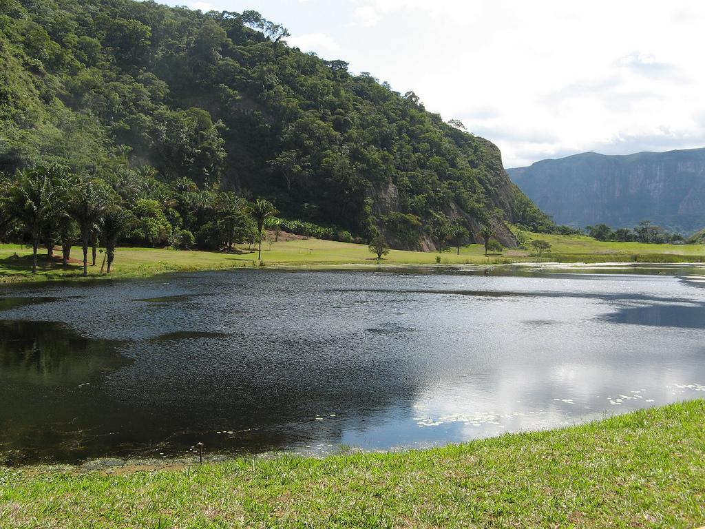 Laguna Volc�n